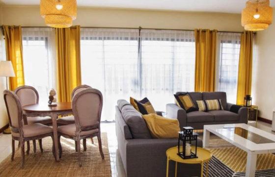 3 Bedroom Serviced Apartments – Westlands