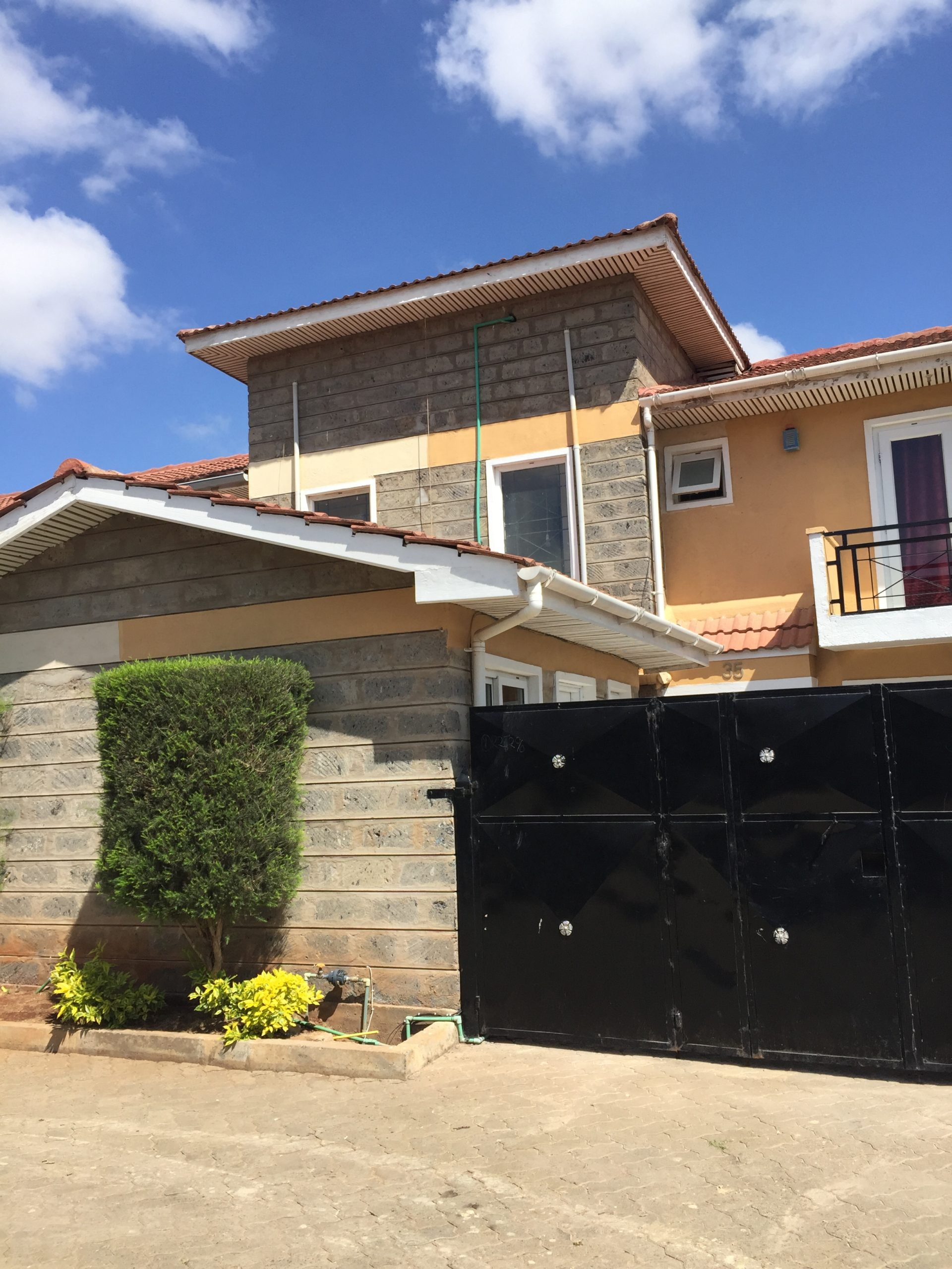 Maisonette For Sale: Muthama Heights!!