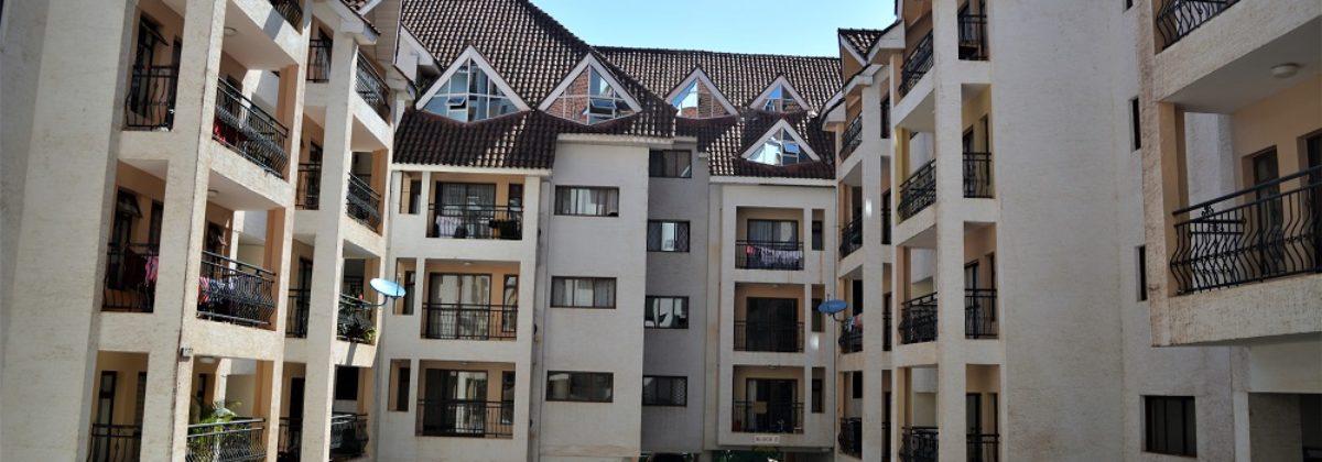 Makao Roselyn Apartments, Ruaka, along Limuru Road TO LET