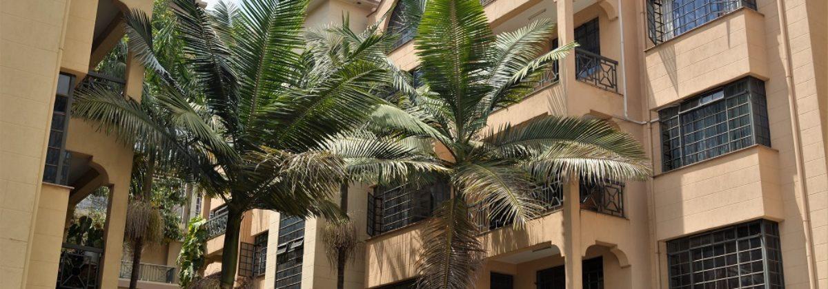 FURNISHED 3 Bdrm Apartment+ Dsq TO LET Kilimani