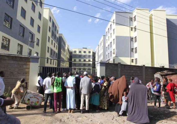 Gvt to set up 4,470 housing units as Banks commit Billions for mortgages