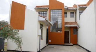 Three Bedroom Maisonette + Dsq FOR SALE, Lone View Estate.