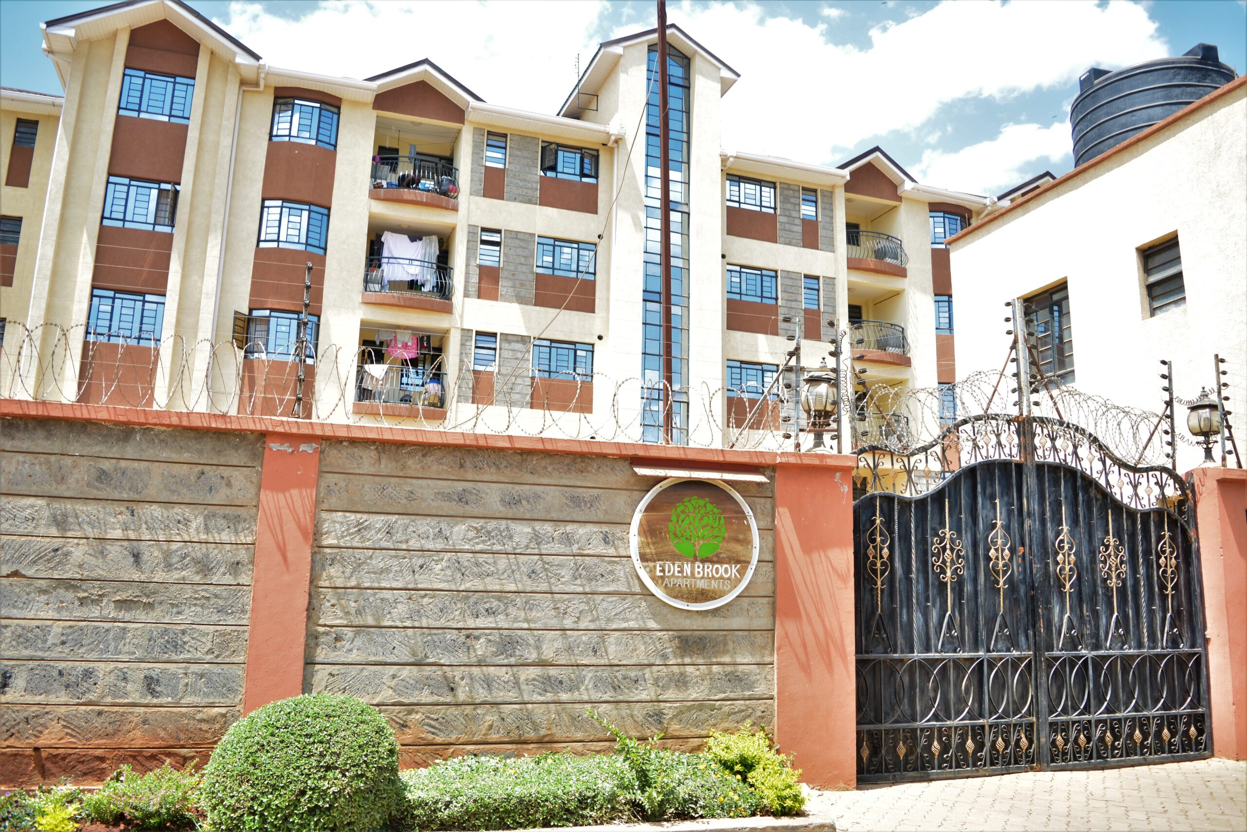 Eden Brook 3 Bdrm Apartments FOR SALE  – Kasarani