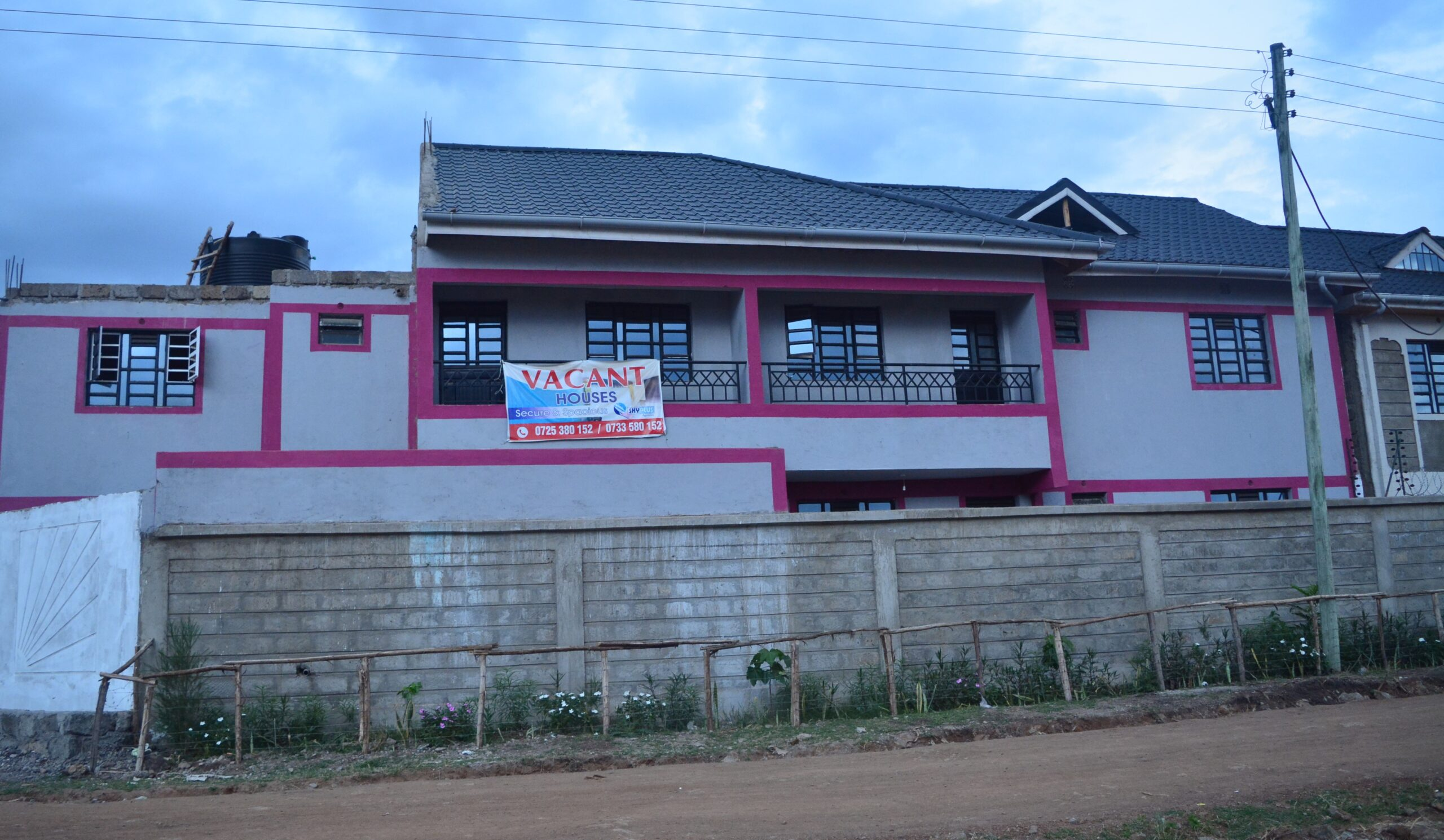 TO LET: 2 Bdrm Units, Bakita-Juja Farm Road  'Isola Piccolina'