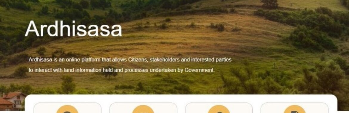 Lands Ministry transfers land rent payments from e-Citizen to Ardhisasa