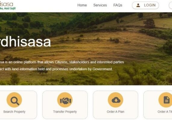 ARDHI SASA! What the new Lands Information Management System (LIMS) Entails