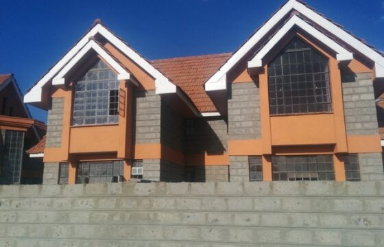 4 Bedroom Maisonette, 1 Ensuite FOR SALE in Syokimau